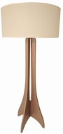 Accord Lighting 3000 Clean Contemporary Bronze Light Floor Lamp