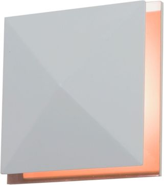 Accord Lighting 4064COL Faceted Modern Imbuia LED Wall Sconce