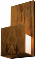 Accord Lighting 4068 Clean Contemporary Imbuia Lighting Sconce