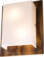 Accord Lighting 434L Clean Imbuia LED Wall Lighting