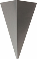 Accord Lighting 467 Faceted Contemporary Imbuia Wall Lamp