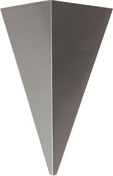 Accord Lighting 467L Faceted Modern Imbuia LED Wall Lighting