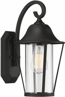 Affordable Lighting Matte Black Outdoor Lighting Wall Sconce