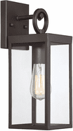 Affordable Lighting Oil Rubbed Bronze Outdoor Wall Sconce Lighting