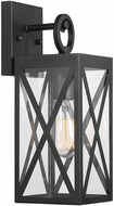 Affordable Lighting Black Exterior Wall Mounted Lamp