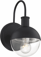 Affordable Lighting Matte Black Outdoor Wall Sconce Lighting