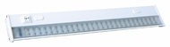AFX ACU12LWH Small 11 Inch Long LED White Undercabinet Lighting