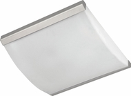 AFX ALF162400L30D1SNLA Algiers Satin Nickel LED Flush Mount Lighting