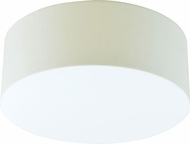 AFX ANF12213QEN-LW Anton Fluorescent Flush Mount Light Fixture