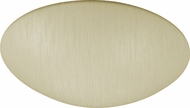 AFX ATF18218QEN-LR Atlantis Fluorescent Flush Mount Ceiling Light Fixture