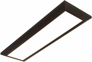 AFX ATLF12241800L30D1RB Atlas Modern Oil-Rubbed Bronze LED Indoor / Outdoor 27  Flush Mount Lighting Fixture