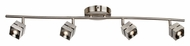 AFX CARF4200LEDSN3K Satin Nickel Contemporary Monorail Lighting Kit