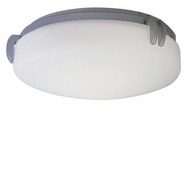 AFX CEF313PCEC Century Fluorescent 16.25 inch Diameter Flush-Mount Ceiling Light