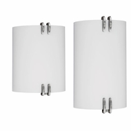 AFX Century Fluorescent Contemporary Outdoor Wall Sconce