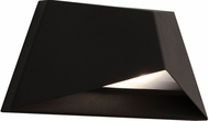 AFX CNCW100510L30D2BK Concord Contemporary Black LED Outdoor Wall Lighting Fixture