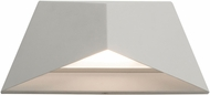 AFX CNCW100510L30D2WH Concord Modern White LED Exterior Wall Light Sconce