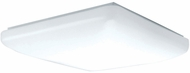 AFX CSF193100L Carter White LED Indoor / Outdoor 19  Flush Lighting