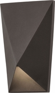 AFX KNXW061010L30D2BZ Knox Modern Bronze LED Outdoor Wall Lamp
