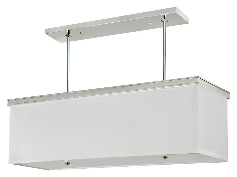 AFX TAP225PCMV 2 Lamp Chrome 12 Inch Wide Hanging Pendant Light ...