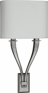 AFX TYS1123700L30D2SNLA Tory Satin Nickel LED Lighting Wall Sconce