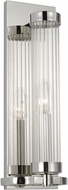 AH Alexa Hampton AW1041PN Demi Modern Polished Nickel Overhead Lighting Fixture