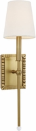 AH Alexa Hampton AW1051BBS Baxley Burnished Brass Wall Lighting