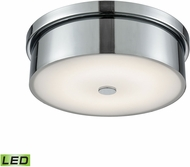 Alico FML4925-10-15 Towne Chrome LED Small Home Ceiling Lighting