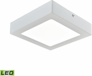 Alico FML6150-AC-30 Warwick Matte White LED Medium Ceiling Lighting Fixture