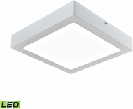 Alico FML6175-AC-30 Warwick Matte White LED Large Ceiling Light Fixture