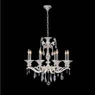 Allegri 020152-017-SS001 Vasari Polished Chrome Swarovski Spectra Clear Lighting Chandelier