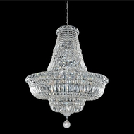 Allegri 020270-010-FR001 Betti Chrome Firenze Clear 25  Hanging Light