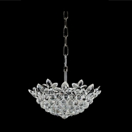 Allegri 021040-010-FR001 Treviso Chrome Firenze Clear 21  Pendant Light