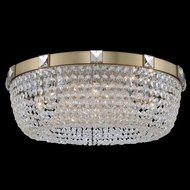 Allegri 027940-038-FR001 Impero Brushed Champagne Gold Ceiling Light
