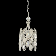 Allegri 028750 Prive Silver Mini Pendant Lighting Fixture