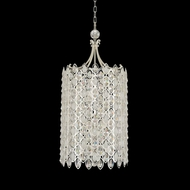 Allegri 028752 Prive Two Tone Silver Foyer Lighting