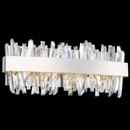 Allegri 030231-010-FR001 Glacier Chrome LED 18  Lighting For Bathroom