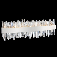 Allegri 030232-010-FR001 Glacier Chrome LED 24  Bath Lighting