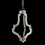 Allegri 030550 Cambria Chrome LED 14  Pendant Lamp