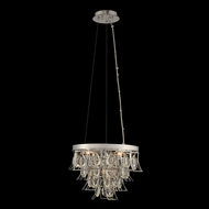 Allegri 031950-010-FR001 Carmella Chrome Pendant Lighting Fixture / Ceiling Lighting