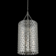 Allegri 032250-014 Vita Modern Polished Silver Foyer Lighting