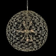 Allegri 032554-041-FR001 Gemini Champagne Gold Hanging Pendant Light