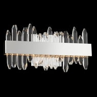 Allegri 032720-010-FR001 Quasar Chrome LED Bath Lighting Fixture