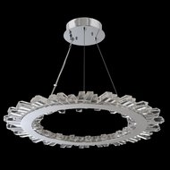 Allegri 032750-010-FR001 Quasar Chrome LED 28  Pendant Hanging Light