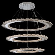 Allegri 032754-010-FR001 Quasar Chrome LED Ceiling Light Pendant