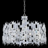 Allegri 033051-010-FR001 Fonseca Chrome 26  Ceiling Pendant Light