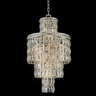 Allegri 033250-014-FR001 Kasturi Silver 18  Drop Lighting Fixture