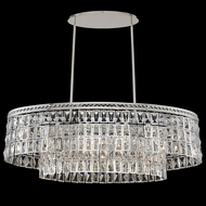 Allegri 033260-014-FR001 Kasturi Polished Silver Kitchen Island Light Fixture