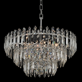 Allegri 034740-010-FR001 Pandoro Chrome Pendant Light Fixture