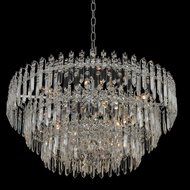 Allegri 034751-010-FR001 Pandoro Chrome 27  Pendant Lighting Fixture
