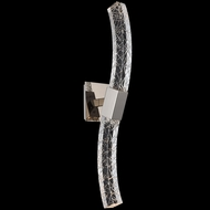 Allegri 034820-046-FR001 Athena Polish Nickel LED Sconce Lighting